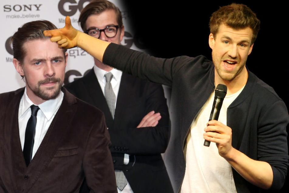 Comedian Luke Mockridge (28) ist neidisch auf die Entertainer Joko (38) & Klaas (33).