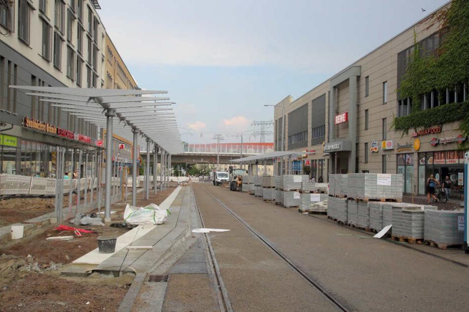 Positivve Resonanz - und das trotz nervender Dauer-Baustellen wie an der Kesseldorfer Straße.