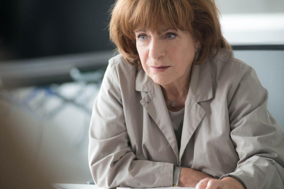 """Der Kern der erstaunlichen Erfolgsgeschichte von """"Bella Block"""" ist Schauspielerin Hannelore Hoger (75)."""