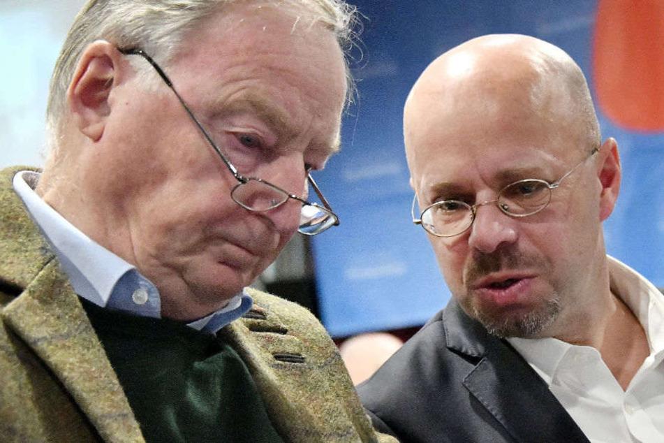 Nach Sieg-Ankündigung der AfD bei Brandenburger Landtagswahl: Kalbitz muss zittern