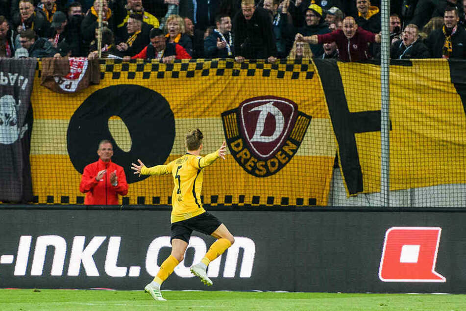 Dzenis Burnic turned to his winning goal to 2: 1 from cheering. It was the gate to early league relegation.