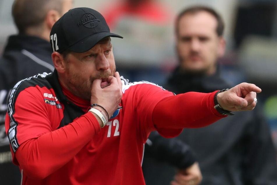 Eine andere Leistung will SCP-Trainer Steffen Baumgart gegen den Hamburger SV sehen.