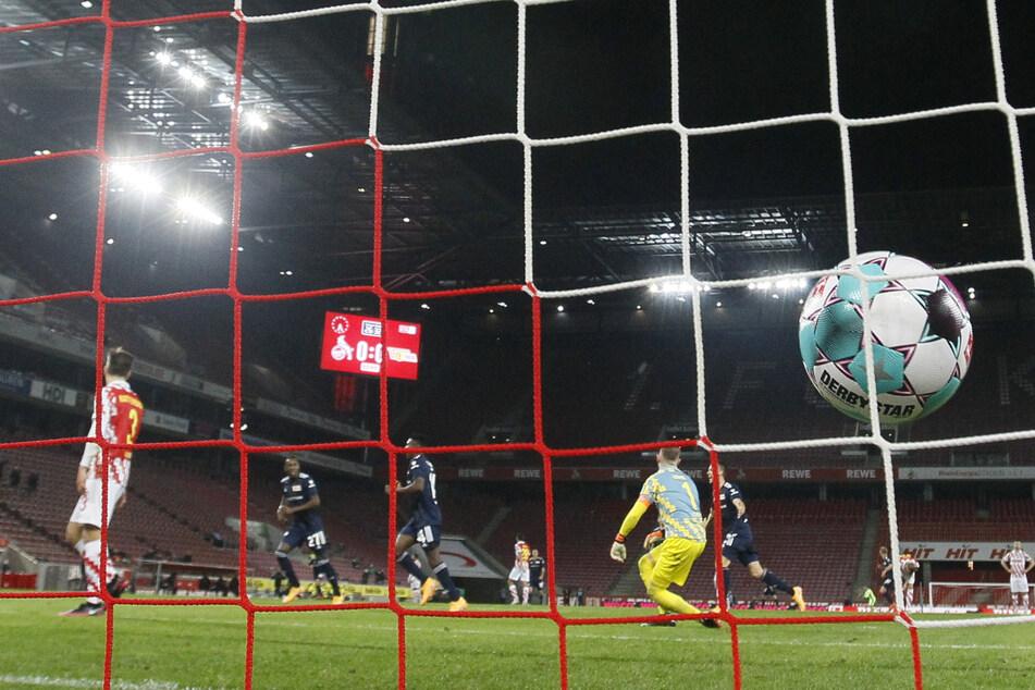 Nach dem 2:1-Sieg gegen den 1. FC Köln steht Union Berlin auf Tabellenplatz fünf.