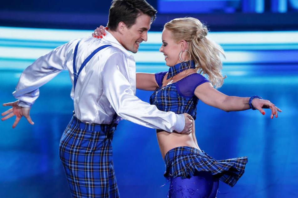 2014 ging Isabel Edvardsson mit Alexander Klaws an den Start und gewann die Staffel