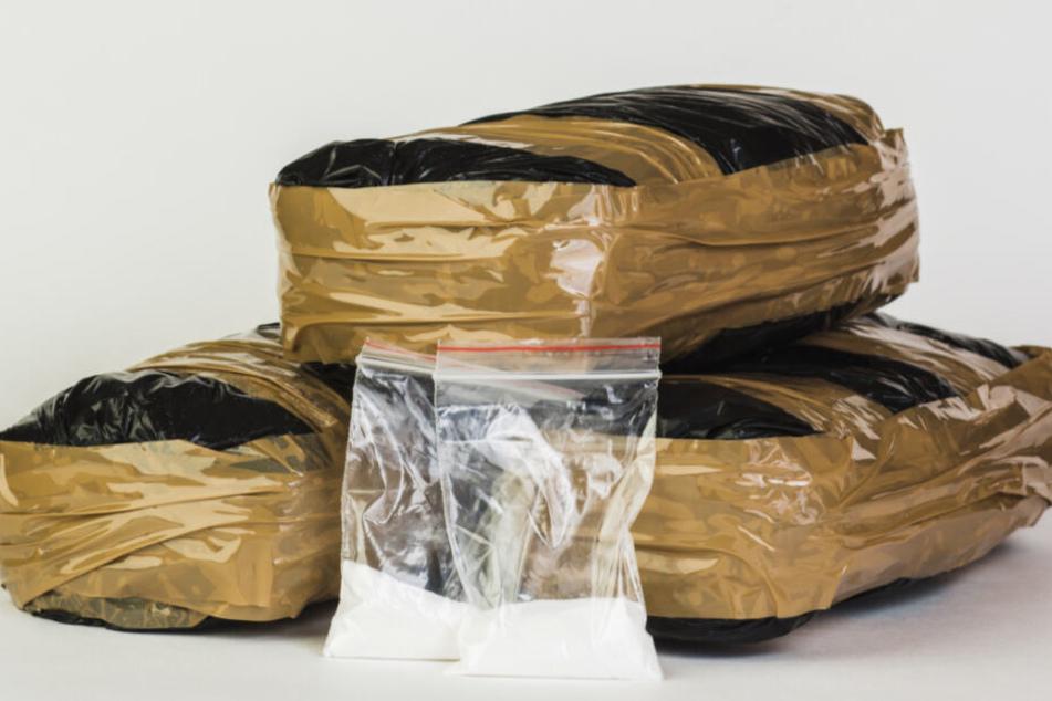 Das sichergestellte Kokain kam mit einer Limettenlieferung aus Brasilien in Antwerpen an. (Symbolbild)