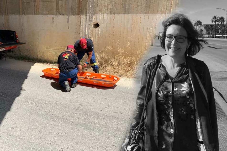 War es Mord? Was passierte der Dresdner Forscherin auf Kreta?