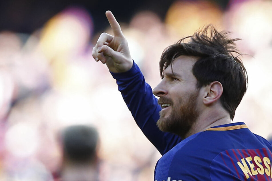 """Lionel Messi ist besser bekannt als """"GOAT""""."""