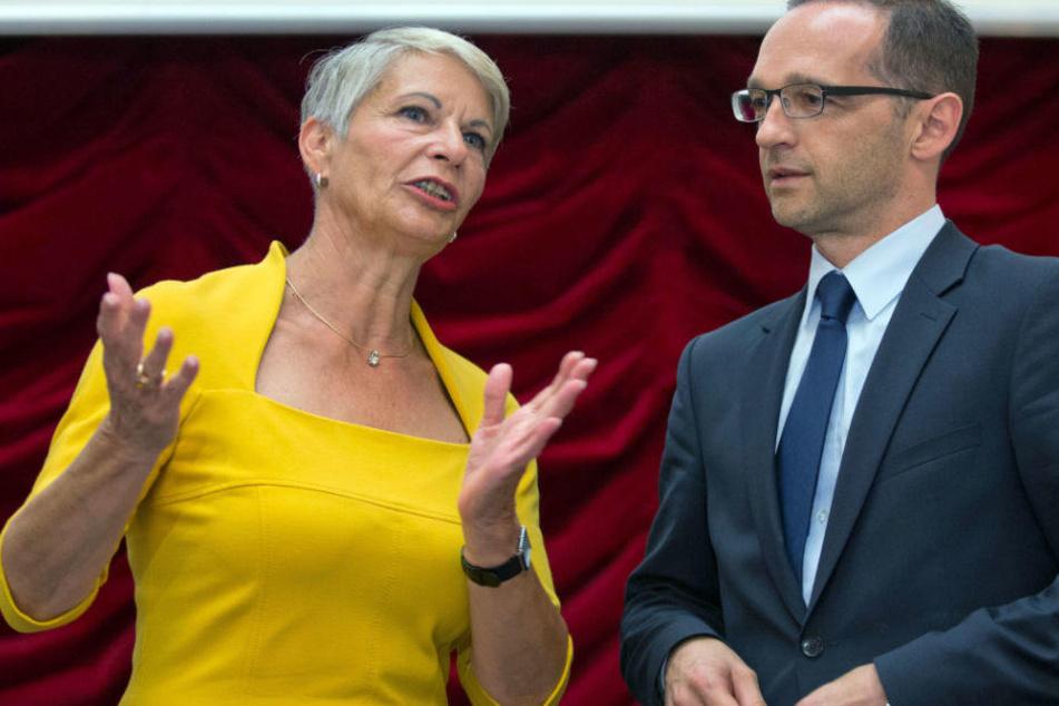 Uta-Maria Kuder tritt die Nachfolge von Thomas Lenz an.