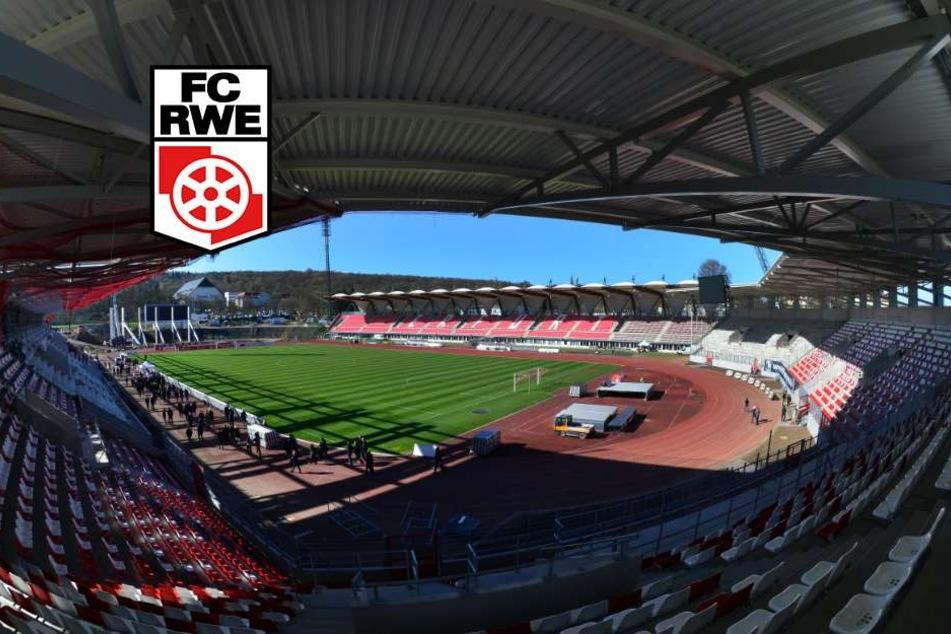 Aus von Rot-Weiß Erfurt sorgt für Verluste bei anderen Vereinen!