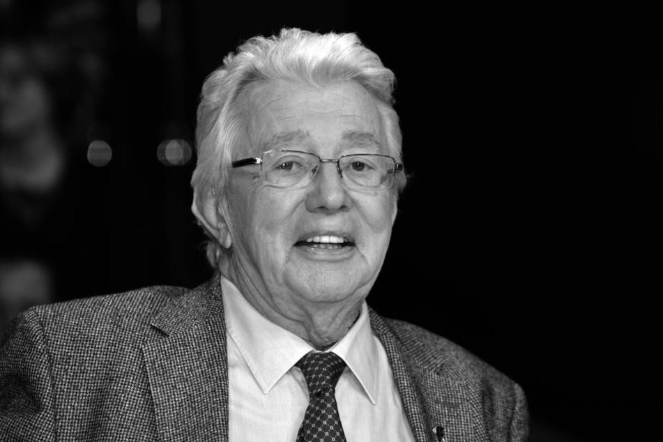 Mit 80 Jahren ist Showmaster Dieter Thomas Heck gestorben.