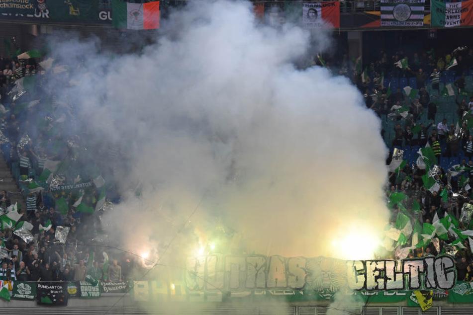 Celtic-Fans vergessen 14-Jährigen: Polizei chauffiert ihn zu Berliner Flughafen