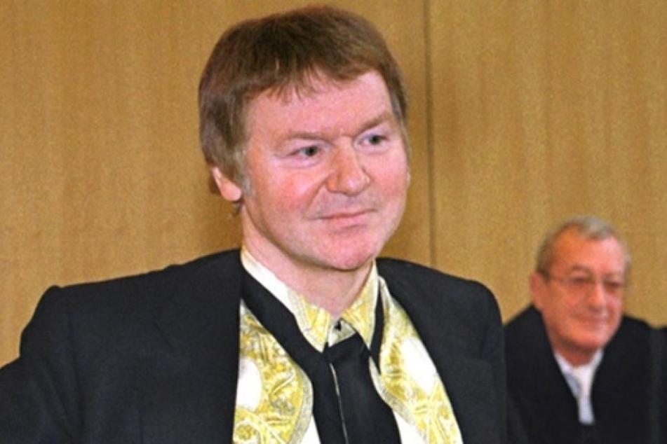 Anton Schlecker (72) steht vor Gericht.