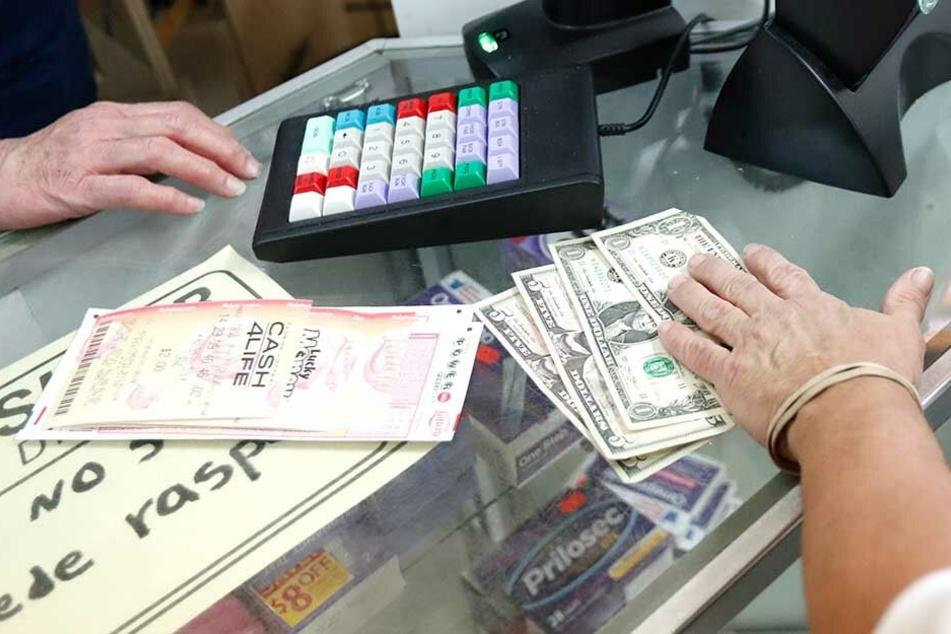 Diese Entscheidung kostete Lotto-Gewinner 600 Mio. Dollar