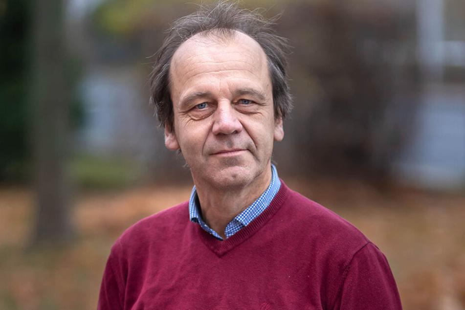 Verkehrspsychologe Bernd Wiesner (53)