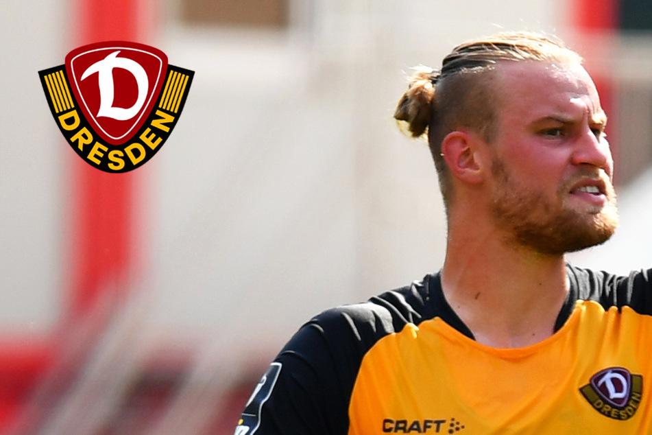 Dynamo-Kapitän Mai darf sein Team im Kracher gegen den FC Ingolstadt auf den Platz führen!