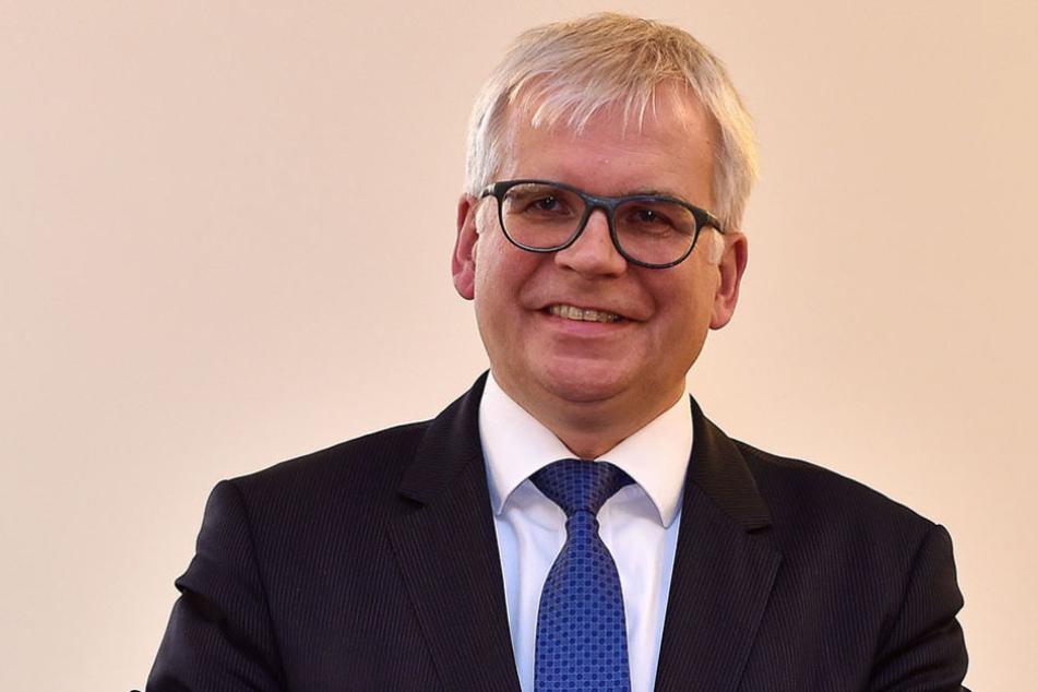 Hartmut Vorjohann (53, CDU) legt am Freitag offiziell sein Amt nieder.