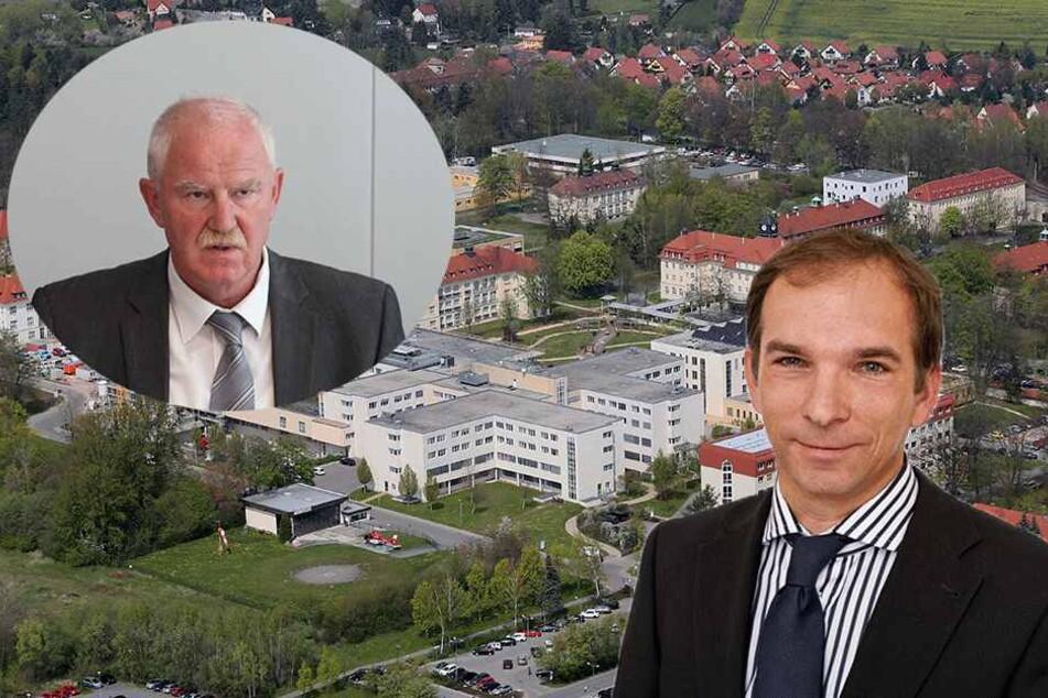 Warum lässt Zwickau teure Ärzte aus München kommen?