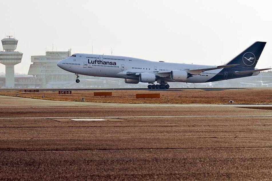 Der Flughafen Tegel ist in der Pünktlichkeitsrangliste auf dem letzten Platz.