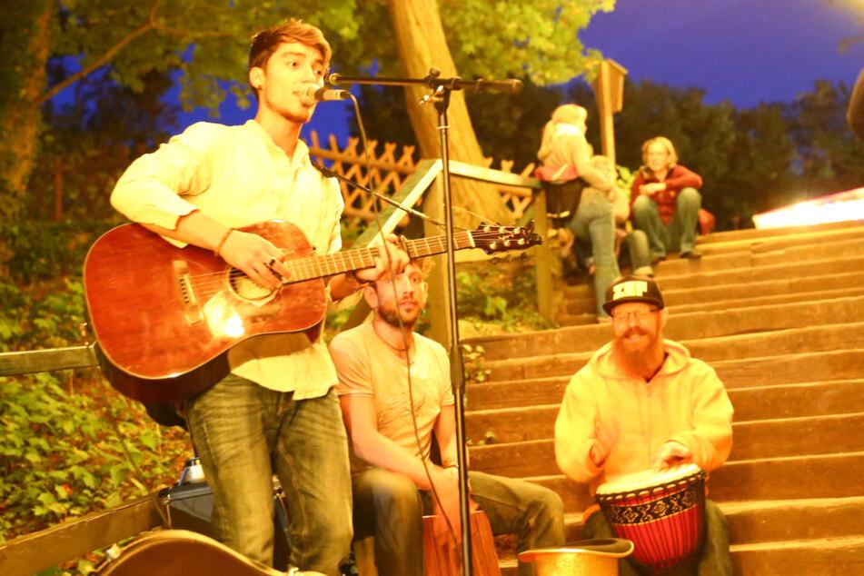 """In der Saloppe steigt am Samstag das """"La Strada""""-Straßenmusikfestival."""