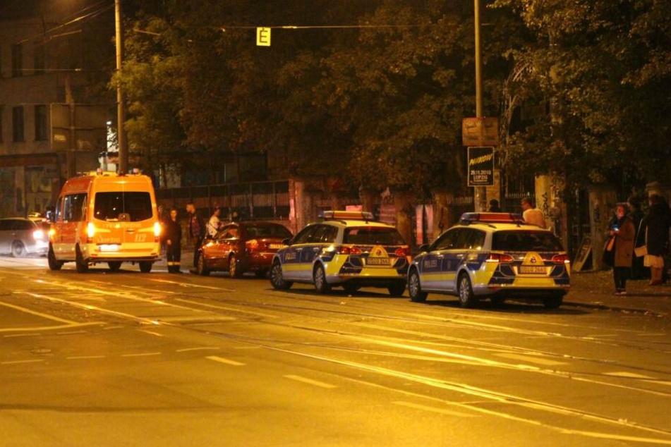 Polizei und Feuerwehr waren im Einsatz.