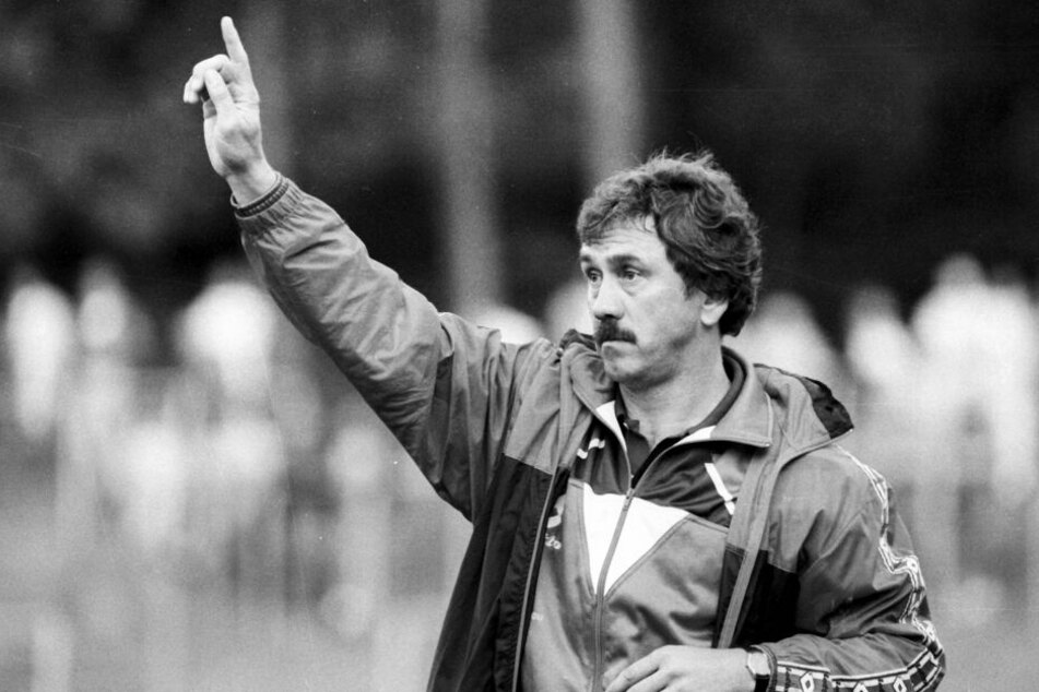 Aufstiegstrainer Gerd Schädlich: Er führte Zwickau 1994 in die 2. Bundesliga.