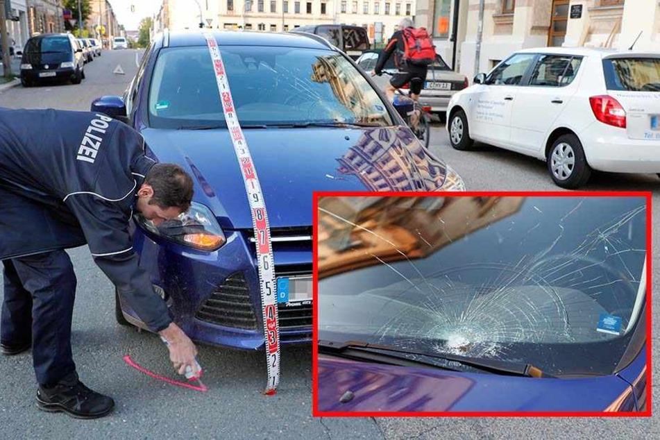 Auto erfasst 10-jähriges Mädchen: Schwer verletzt