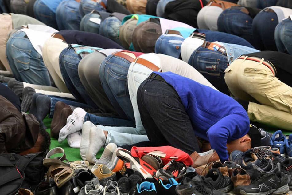 Durch die Einwanderung vieler Muslime steigt die Anzahl in der Hauptstadt immer weiter an.