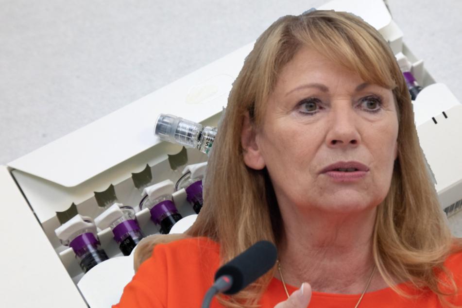 Dabei wollen sich viele gegen Grippe impfen lassen! Lieferengpässe: Sachsen hat noch zu wenig Impfdosen