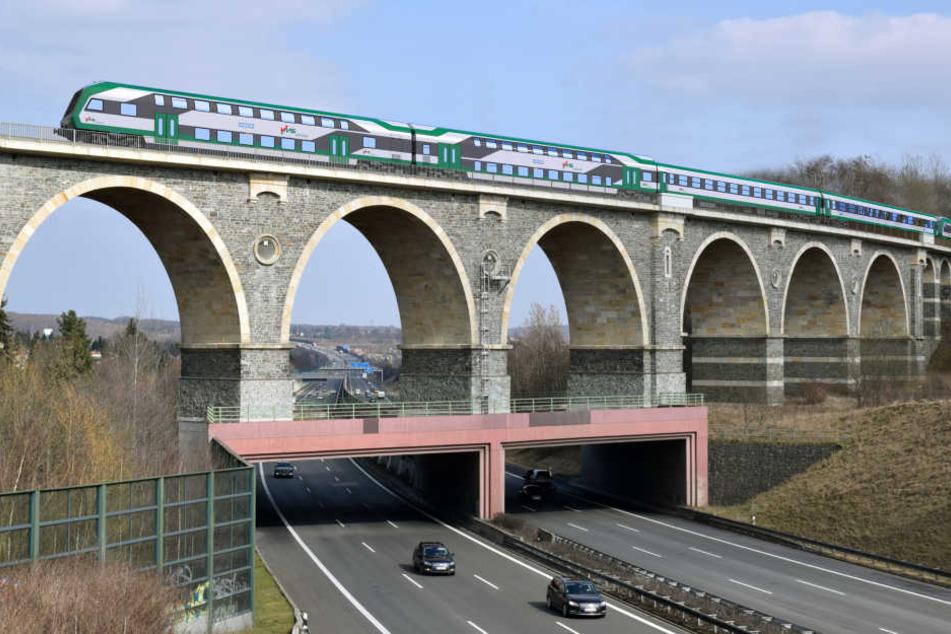 Auf Bahnstrecke Chemnitz-Leipzig: Das ändert sich!