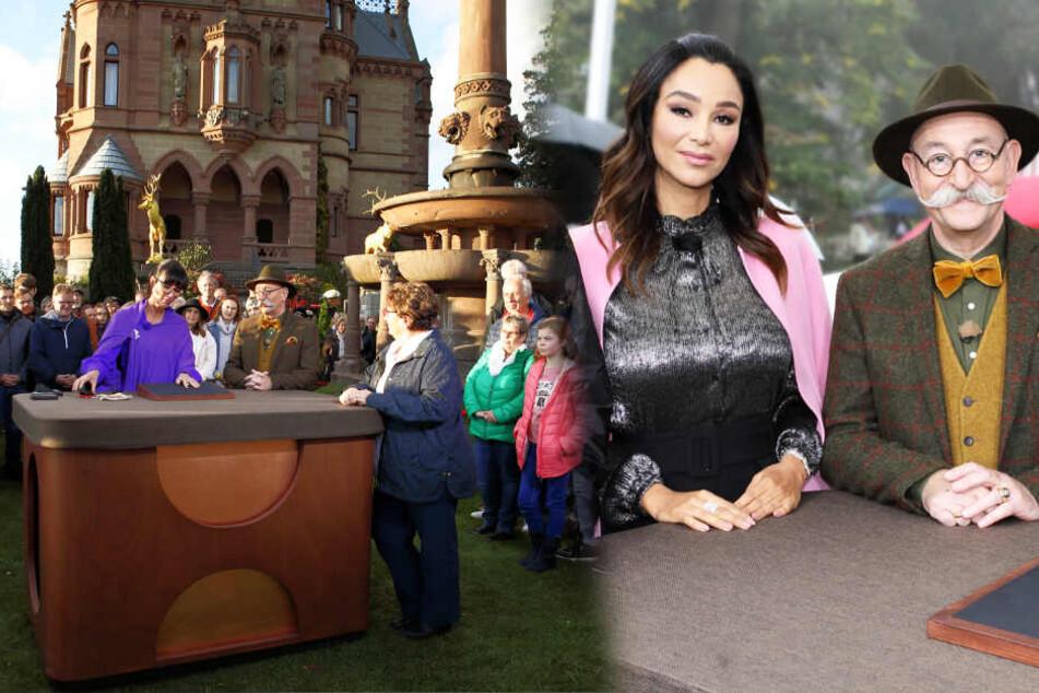 Bares für Rares: Verona Pooth verkauft Erbe am Schloss Drachenburg