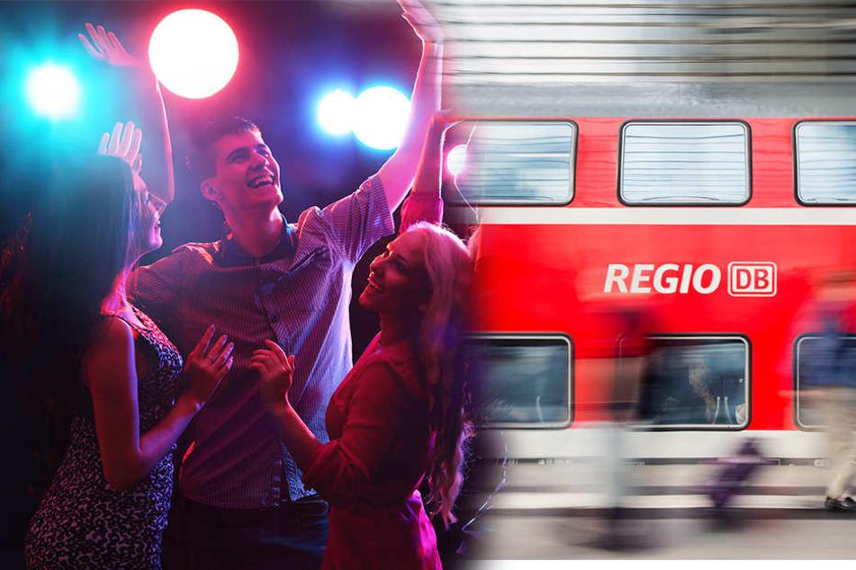 Partygänger können sich freuen! Bald fahren mehr Züge nach Mitternacht