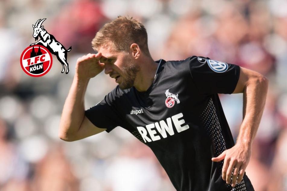 Mit einem Hattrick leitete Simon Terodde (30) den Kantersieg des 1. FC Köln beim BFC Dynamo ein.