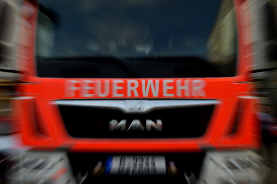 Die Feuerwehr konnte den Bewohner nicht mehr retten (Symbolbild).