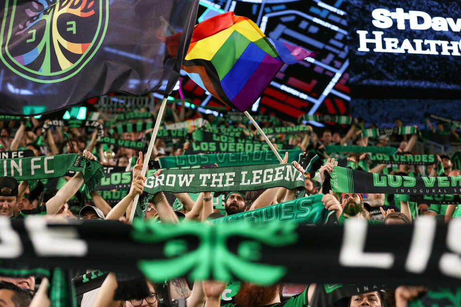 The Verde Wall: La Murga de Austin is reshaping what soccer fandom in the MLS can be