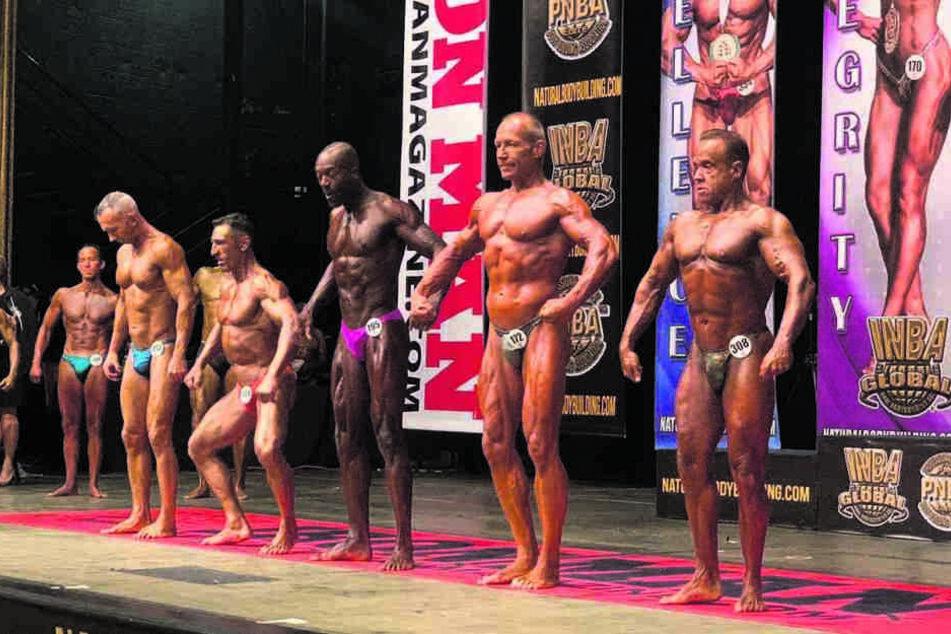 Neukirchener Bodybuilder will Weltmeister werden