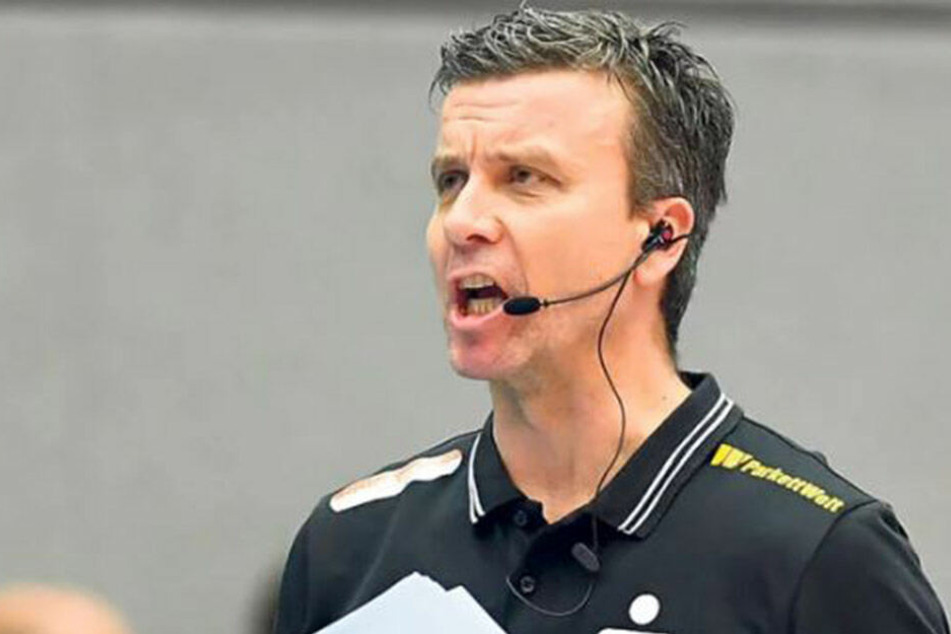 Überlegt statt cholerisch: DSC-Coach Alex Waibl ist überzeugt, dass sein Team gestärkt aus der momentanen Krise herauskommt.