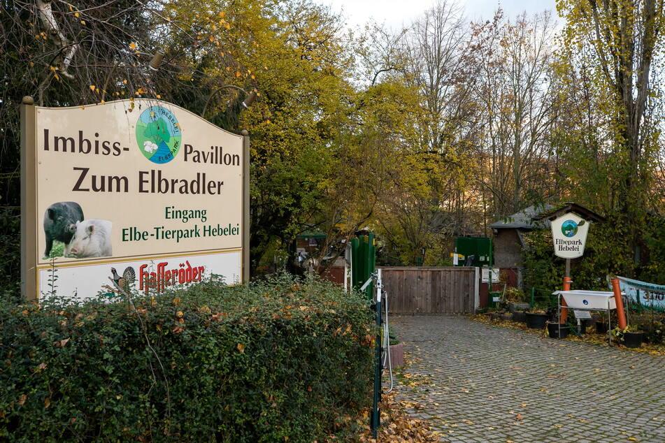 Einnahmen fehlen: Seit November muss der Tierpark erneut geschlossen bleiben.