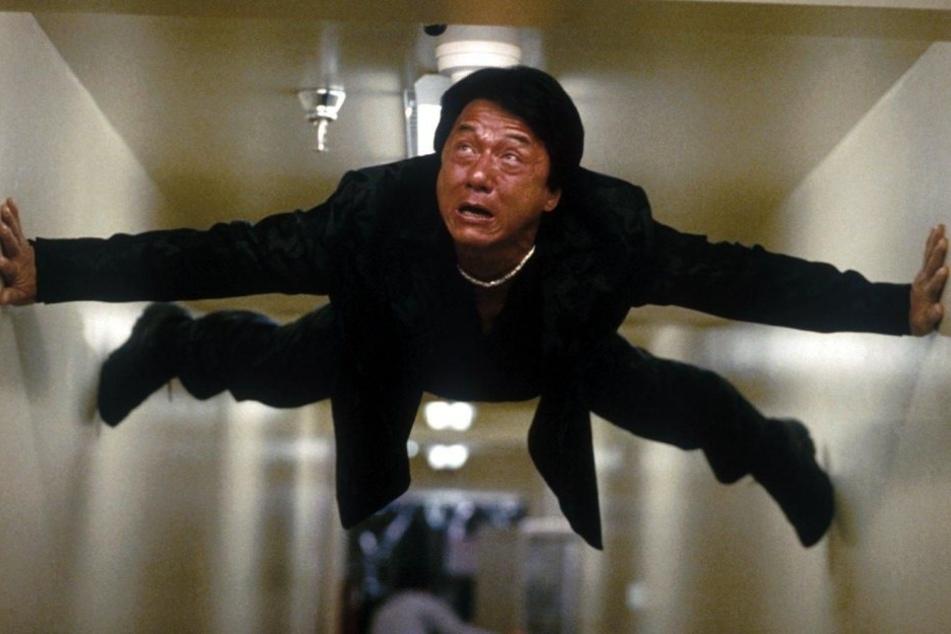 """Der Schauspieler Jackie Chan (62, """"Rush Hour"""") erhält einen Oscar für sein Lebenswerk."""