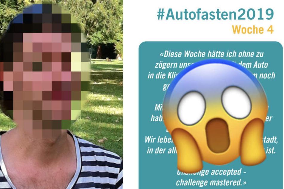 Wegen Autofasten: Vater bringt Qualen leidenden Sohn mit Bahn in Klinik!