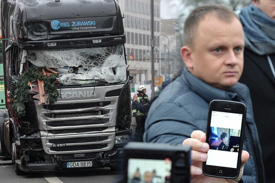 Anschlag Breitscheidplatz: Polnischer Spediteur klagt über deutsche Behörden