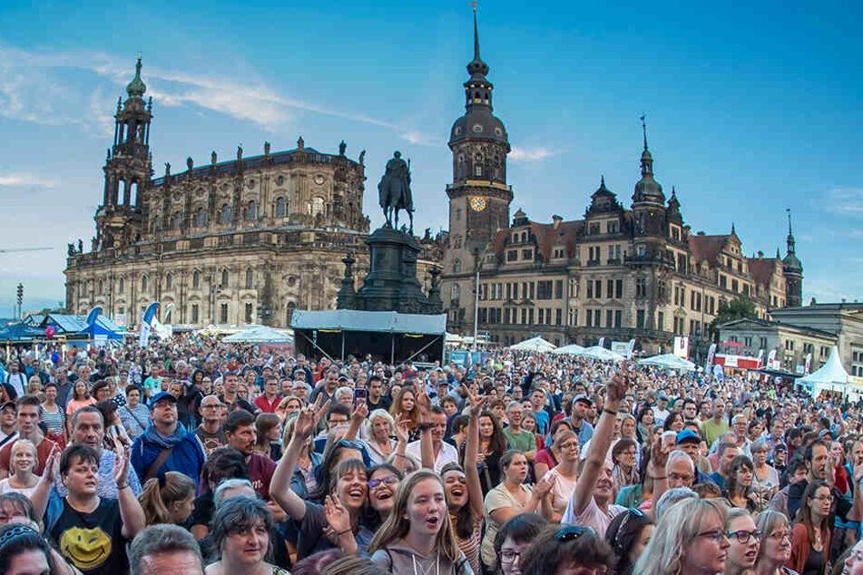 Halbe Million Besucher beim Dresdner Stadtfest: So schön war's!