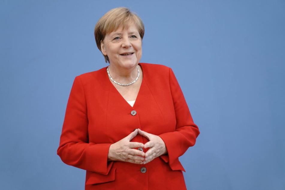 Angela Merkel (65, CDU) kommt am Montag nach Zwickau.