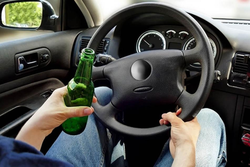 Ein 16-Jähriger schnappte sich betrunken Papas Wagen und verpfiff sich selbst bei der Polizei (Symbolbild).