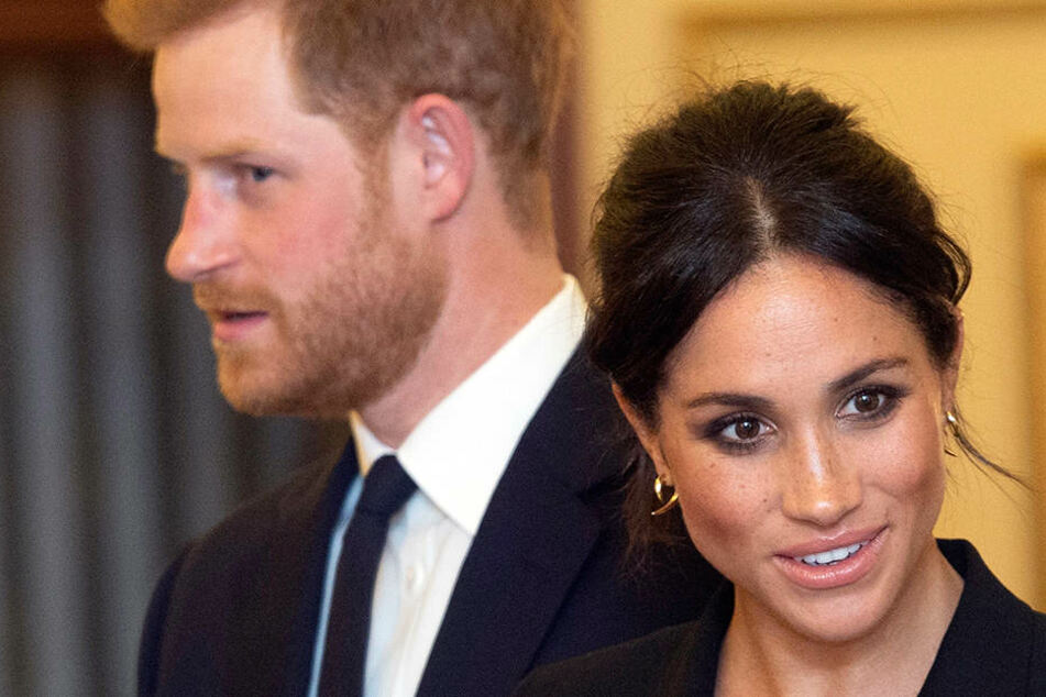 Morddrohungen! Neonazis wollen Prinz Harry wegen Meghan tot sehen