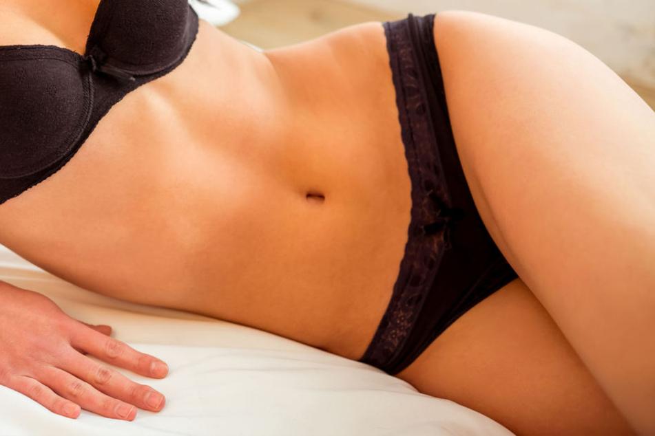 Die Chinesin Zhang Moumou (20) hat sich für Klicks einen lebendigen Aal in die Vagina eingeführt (Symbolbild).
