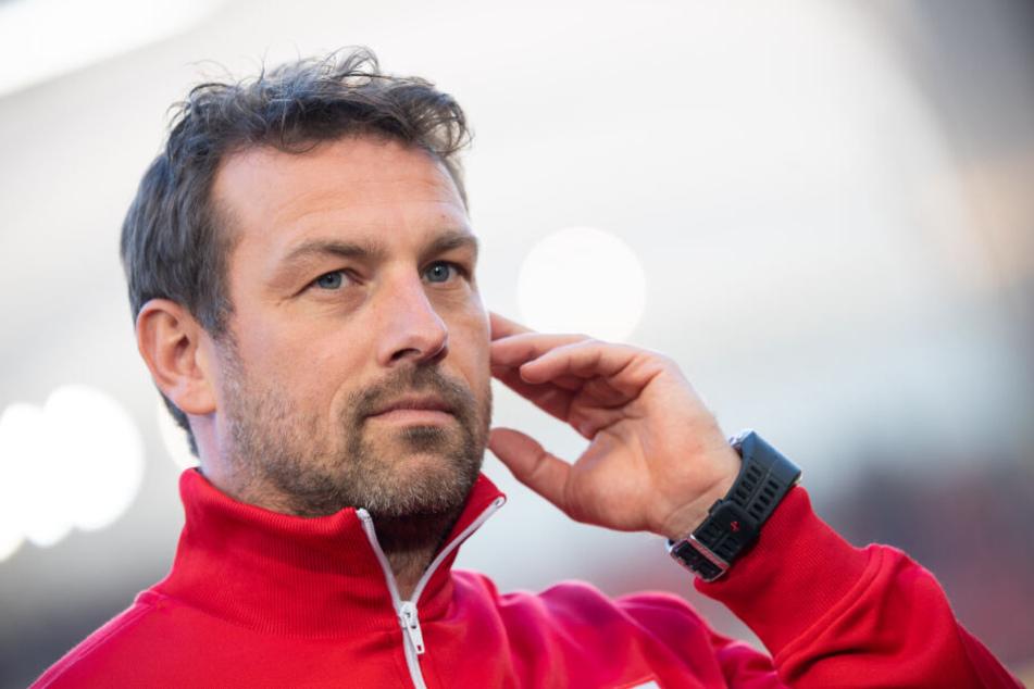 Hat bei Hitzlsperger ein sehr gutes Standing, bekam dennoch keine klare Jobgarantie: VfB-Trainer Markus Weinzierl.