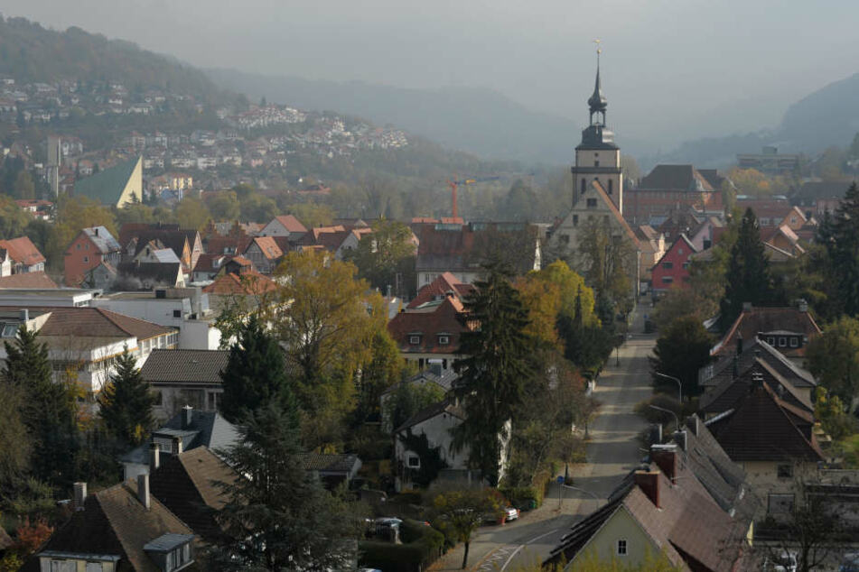 Stadtansicht Künzelsau (Archiv)