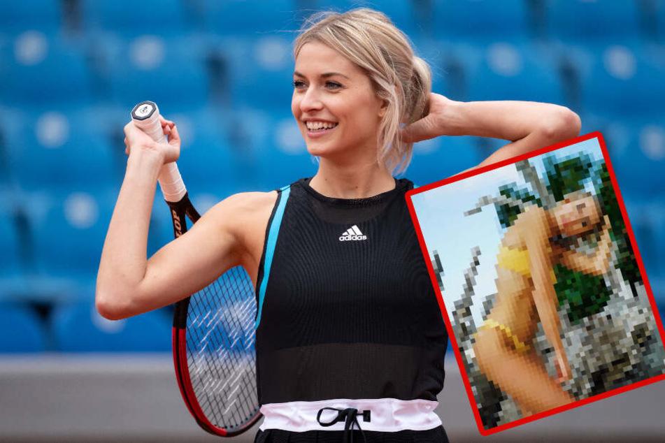Lena Gercke postet heißes Bikini-Bild, doch ihre Fans sind verwirrt