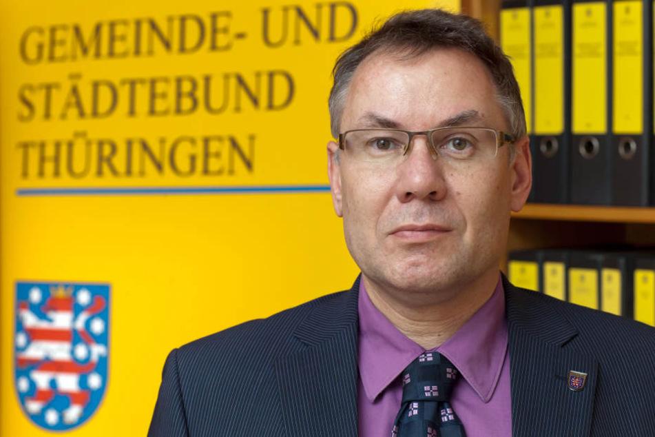 Ralf Rusch vom Gemeinde- und Städtebund übt scharfe Kritik am neuen Gesetz.