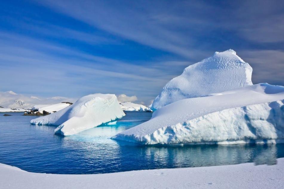 Fast minus 100 Grad! Antarktis mit neuem Kälterekord